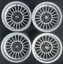 Alpina BMW wheels rim 16 open lug e9 e3 3.0csi csl e24 e28 M5 635csi 535i CSL