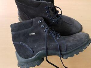 2c960c62db41f4 Details zu Däumling SYMPATEX® Kinder Mädchen Schuhe Stiefel Boots wildleder  schwarz Gr. 40