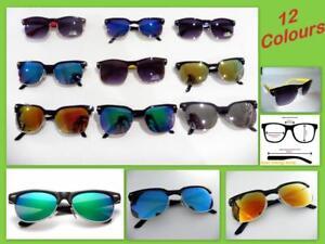 31a996073a Image is loading Men-Women-Sunglasses-Small-Medium-Classic-Unisex-Vintage-