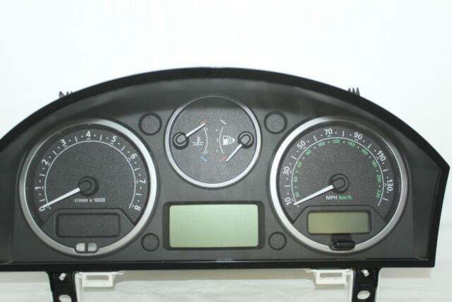 2005-08 Land Rover Lr3 Speedometer Instrument Cluster YAC500056