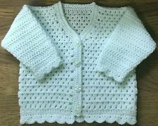 Crochet Cardigan Pattern For Baby/Child (Birth - 6 years) in DK (1008)
