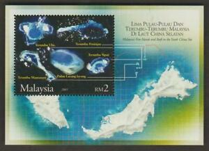 343M-MALAYSIA-2005-FIVE-ISLANDS-amp-REEFS-IN-THE-SOUTH-CHINA-SEA-MS-FRESH-MNH