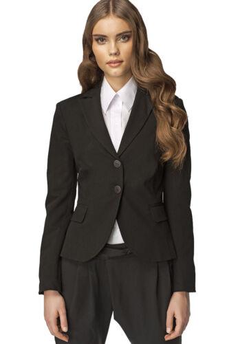 Business Kurzblazer Tailliert Jackett Blazer Klassischer Damen Jacke Festlich xAwYtqTv
