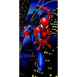 Drap-de-plage-Spiderman-Disney-Serviette-de-Plage-Spiderman