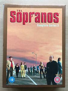 The-Sopranos-Temporada-3-DVD-Caja-Set-Culto-Americano-Crimen-Gangster-TV-Series