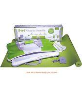 Nintendo Wii Fit Accessory Bundle Battery Pack Yoga Mat Balance Board Case Bag