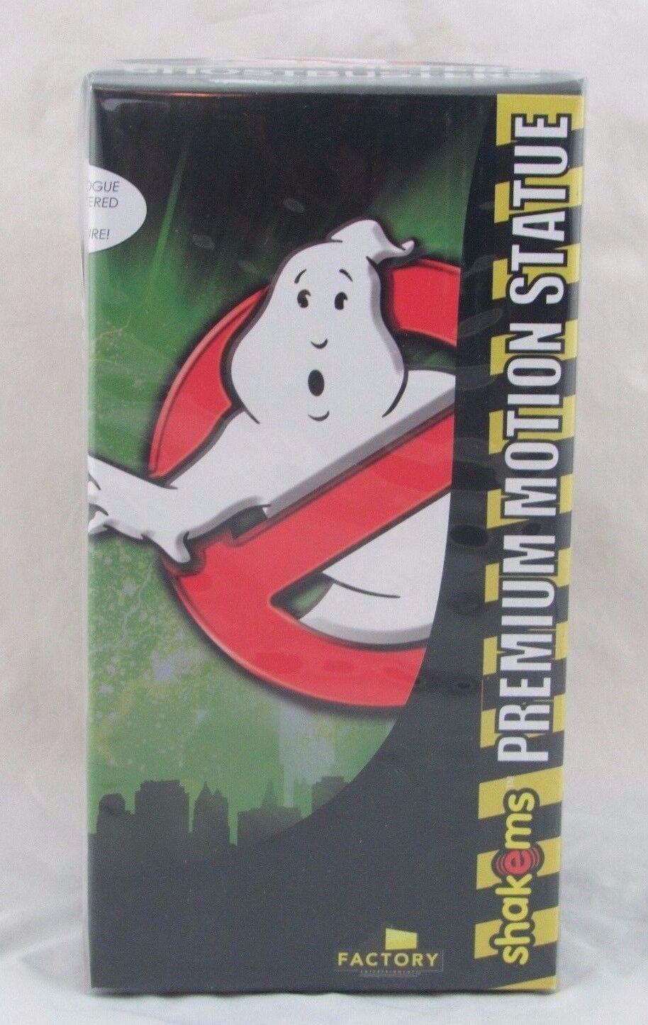 Ghostbusters Shakems Premium Motion Statue Talking Peter Venkman