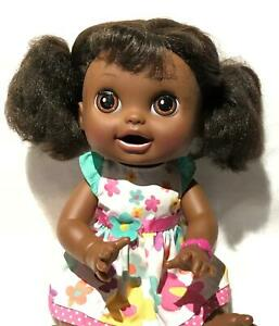 2012-Baby-Alive-Real-Surprises-Doll-Interactive-African-American-AA-Bilingual-HF