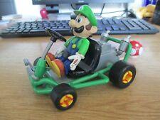 1999 Toy Biz Mario Kart 64 Rare Luigi Figure Very For Sale Ebay