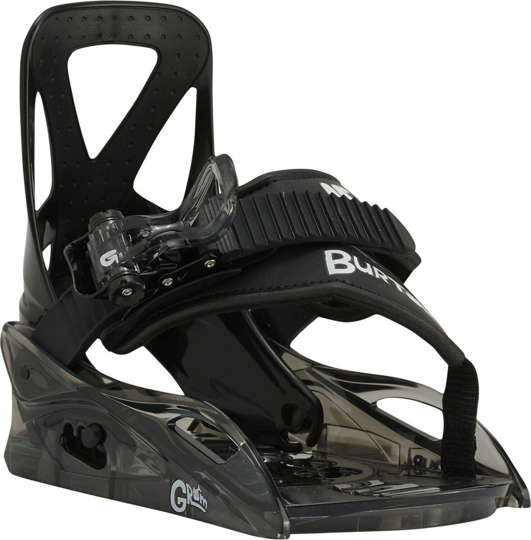 BURTON Grom Kinder Snowboard Bindung Gr. YOU für Stiefel 32 - 34 Chopper Kid Youth  | Öffnen Sie das Interesse und die Innovation Ihres Kindes, aber auch die Unschuld von Kindern, kindlich, glücklich