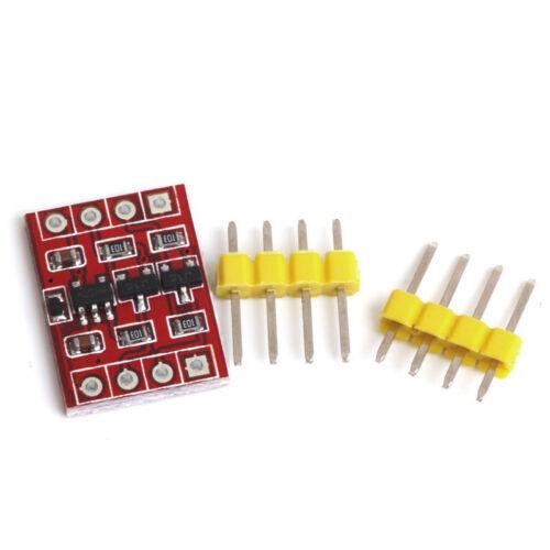 4X 2-Kanal I2C IIC Ebene Konverter Modul Bidirektionale 3V-5V fuer Arduino I3 PT