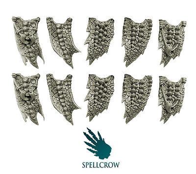 Spellcrow -   Salamanders / Dragons - Tabards