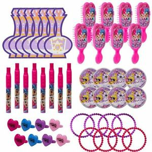 Details About SHIMMER And SHINE Mega Favor Pack Girls Birthday Party Supplies Pinata Fillers