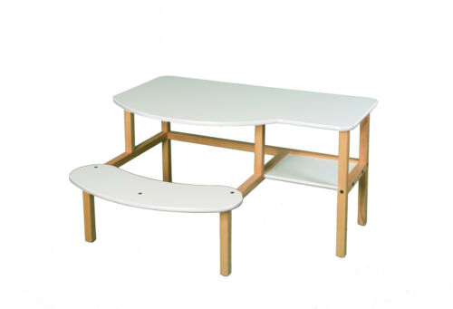Child/'s wooden desk for one or two kids ages 5-10