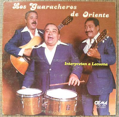 Los Guaracheemos De Oriente Interpretan Lecuona Guaracha 80 GEMA Puerto Rico Ex