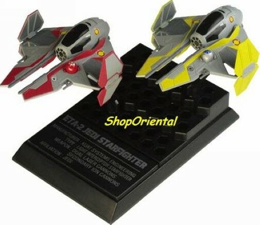 f toys star wars vehicle eta 2 jedi starfighter interceptor 1 144
