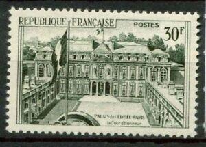 Francia-1957-SG-1353a-Nuovo-100