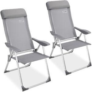 Set-de-2-sillas-plegables-de-Aluminio-respaldo-alto-reclinable-jardin-balcon