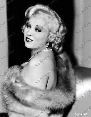 8x10 Print Mae West #99909M