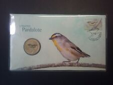 PNC Shelduck /& Striated Pardalote Colorized TWO Coins-2013 One Dollar