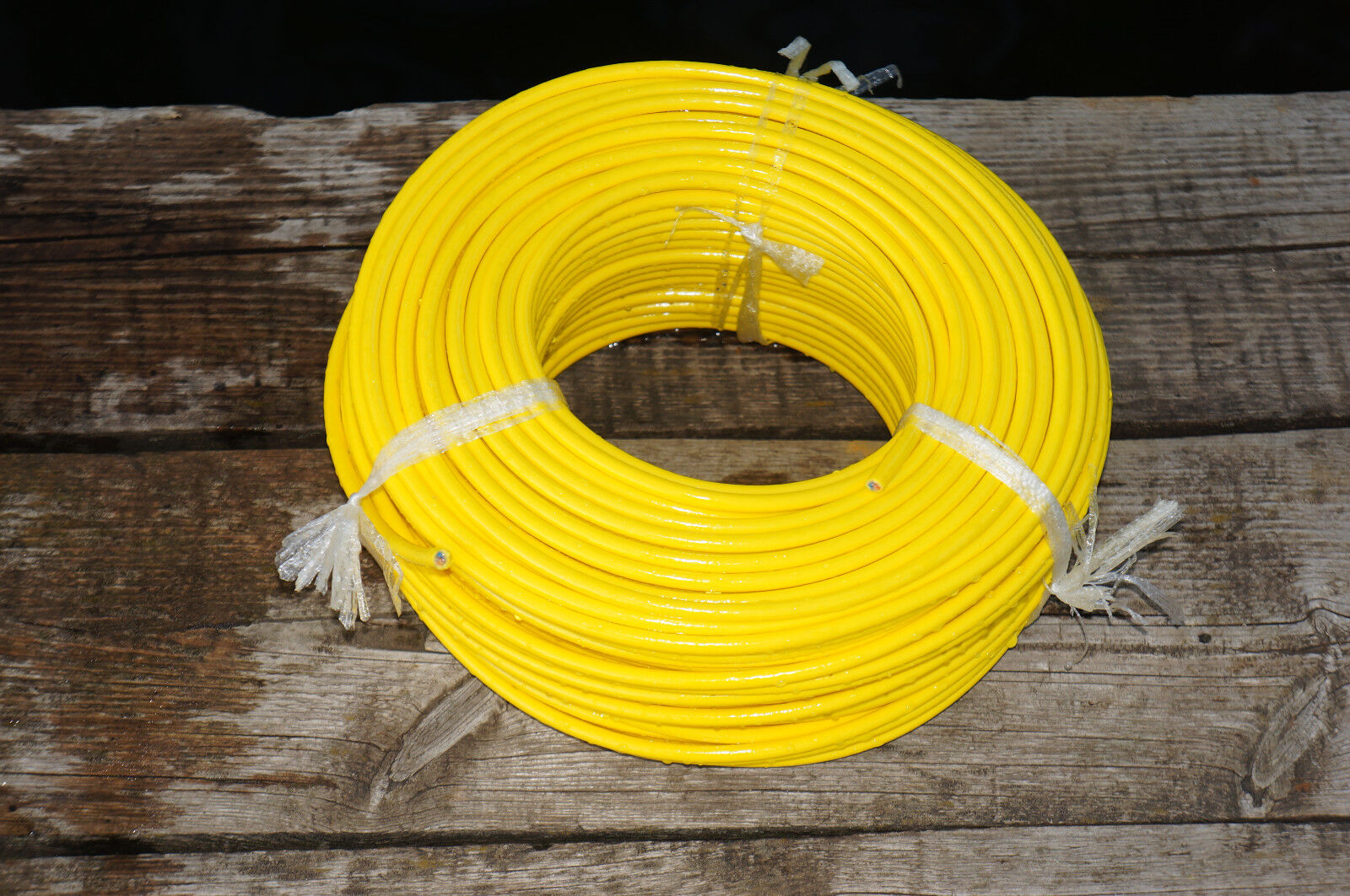 164 feet  50m  ROV TETHER CABLE neutrally  positive  buoyant float underwater