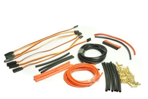 3,5mm Goldstecker Tarot 680 pro-Câble de connexion-Jeu de câbles incl