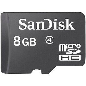 Lot-5-Pcs-SanDisk-8G-MicroSDHC-Micro-SD-SDHC-Memory-Card-8GB-8-8-GB-Class-4-US