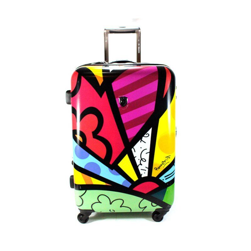 1691826 Romero Britto Valise - New Day - Sac à Roulettes - Voyage