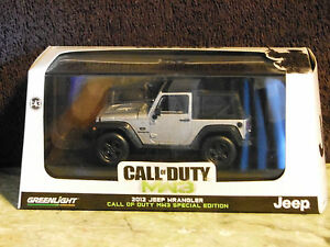 Image Is Loading Call Of Duty MW3 Special Edition 2012 Jeep