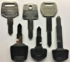 Honda Scooter Keys Cut to Code Replacement Spare New Ignition precut Key