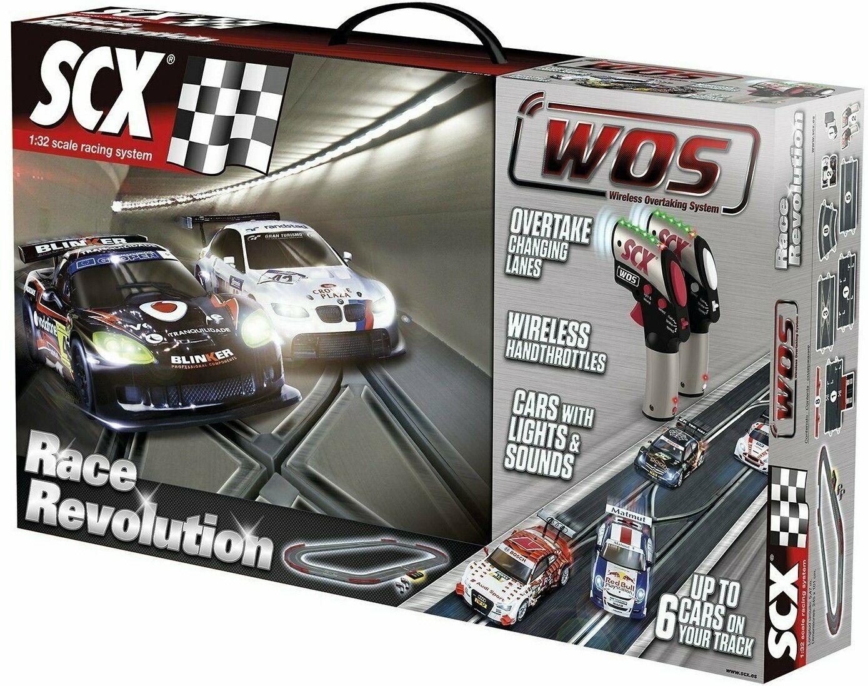 SCX Digital WOS 1 32 Race Revolution Revolution Revolution