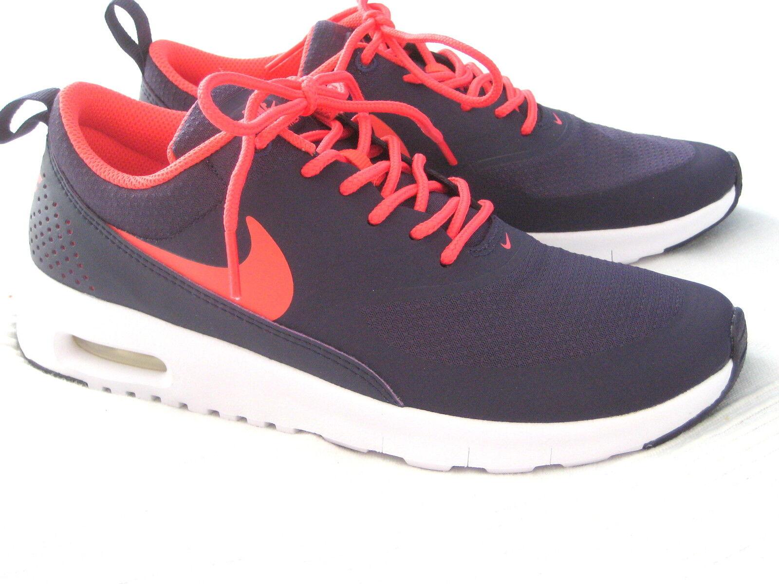 Nike Zapatillas Air Max Thea cortos cortos cortos púrpura púrpura púrpura talla 38 38,5 nuevo embalaje original zapatos  salida de fábrica