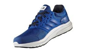 New Adidas Galaxy 3 M Men's Running Training Shoes Blue BA8198