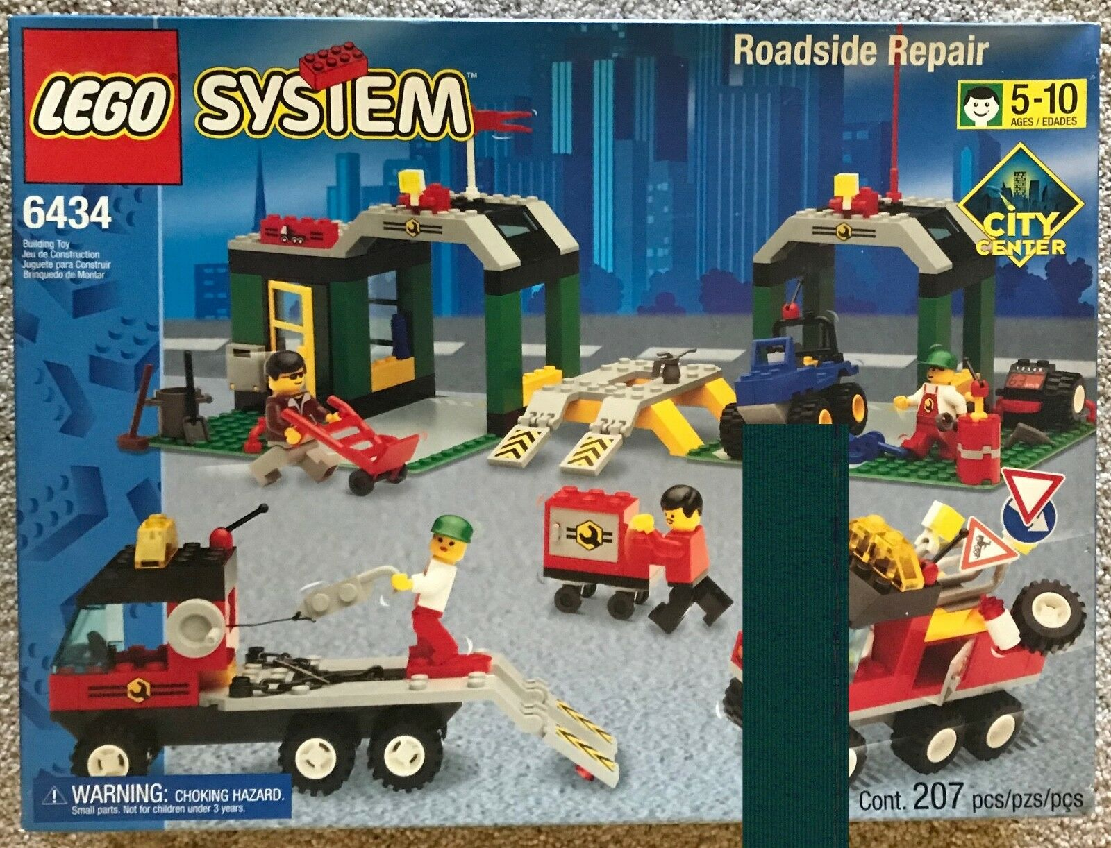 promozioni eccitanti LEGO città città città CENTER stradaside Repair (6434) nuovo, SEALED, RETIrosso  negozi al dettaglio