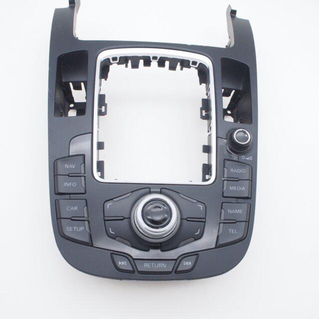 Audi Q5 8R A5 S5 8T A4 B8 Mmi Control Panel Multimedia 8T0919609F Original