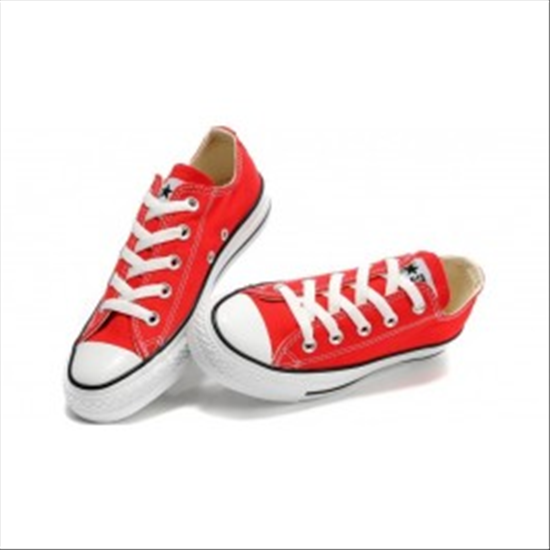 converse Chuck Taylor All Star niedrig RED num-38