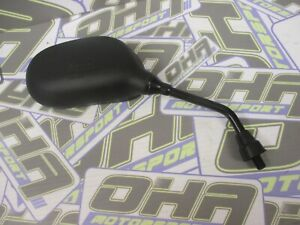 NEW-Replacement-Motorcycle-Scooter-Rear-View-Mirror-RIGHT-M10-10mm-Black