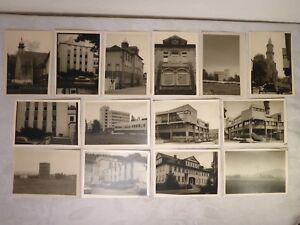AK-14x-alte-Ansichtskarte-Foto-Neustadt-bei-Coburg-Kirche-Schule-Krankenhaus
