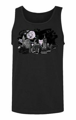 Latest Collection Of Stay Puft Shirt Ghostbusters Halloween Funny Men's Tank Top Other Men's Clothing