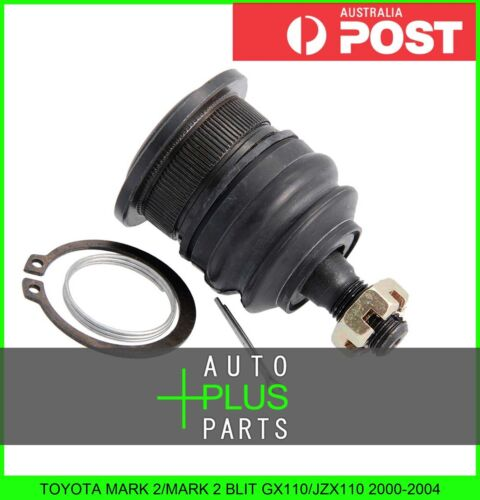 Fits TOYOTA MARK 2//MARK 2 BLIT GX110//JZX110 2000-2004 Ball Joint Rear Upper Arm