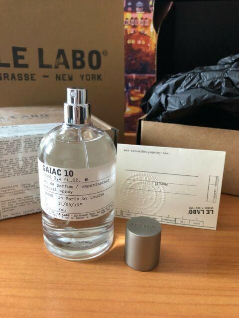 Le Labo Gaiac 10 Eau de Parfum Eau De Parfum Unisex 100ml 3.4oz nuevo ib caja envío gratuito