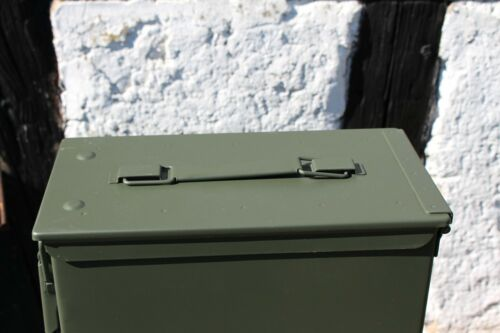 US Munitionskiste Munikiste Transportkiste US Ammo Box Cal 50 Large PA 60 Neu MF