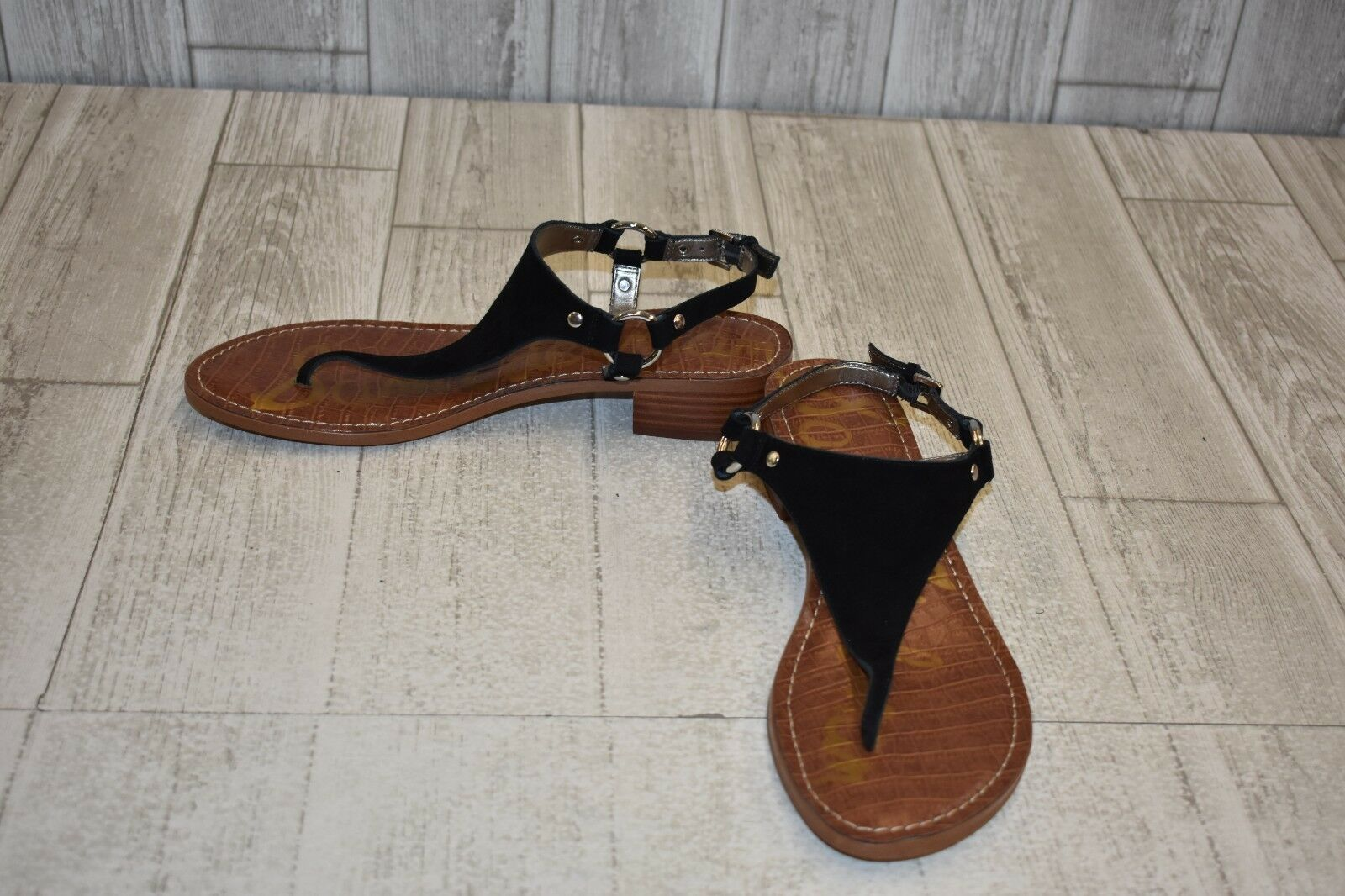 Sam Edelman Jude Sandal - Women's Size 9.5M, Black