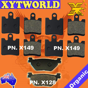 FRONT-REAR-Brake-Pads-for-Yamaha-FJR-1300-2006-2013