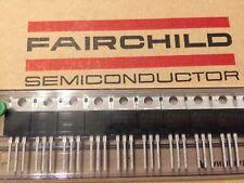 10 Pcs Power Mosfet P Channel Fet Fqp3p50 500v 3a 18nc 95pf Fairchild