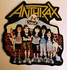 ANTHRAX ADESIVO ANNI '90