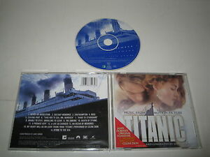 TITANIC-COLONNA-SONORA-JAMES-HORNER-SONY-SK-63213-CD-ALBUM
