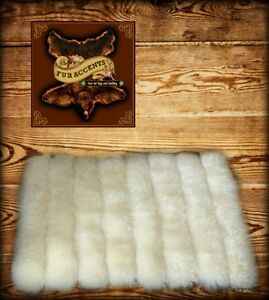 Channel Mink Throw Rug Ribbed Mink Accent Throw Rug 6