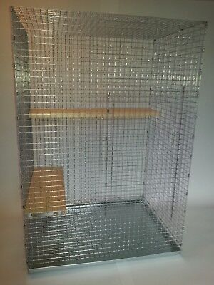 THICKETS HOUSE TALL CHINCHILLA CAGE | eBay