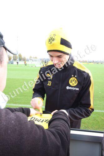 Deutschland Trikot DFB BVB 152 Borussia Julian Weigl signiert